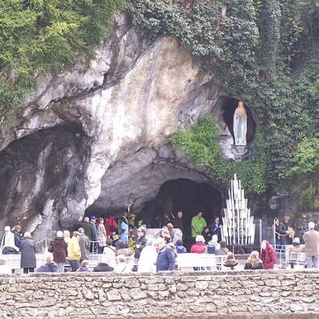 Religious Studies to Lourdes, France