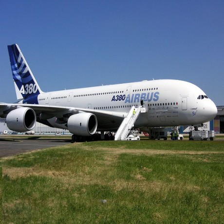 Aviation Technology at the Airbus Plant- Paris, Versailles, and Toulouse