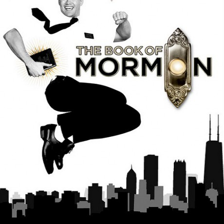 London Theatre- The Book of Mormon
