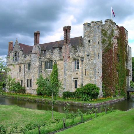 Hever Castle, Kent