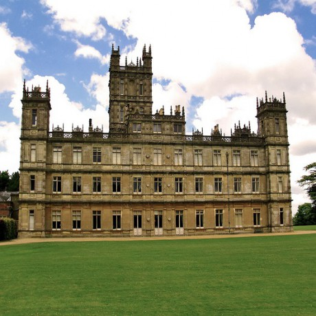 Highclere Castle (Downton Abbey & Grounds Tour)