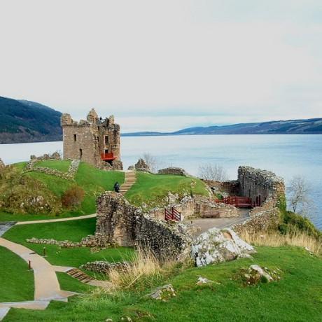 Isle of Skye, Loch Ness & Glencoe