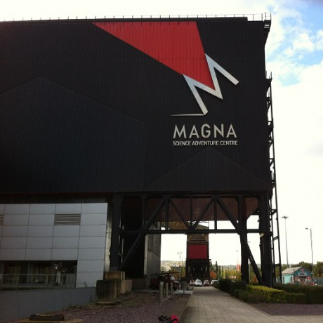 Magna Science Adventure Centre, Rotherham