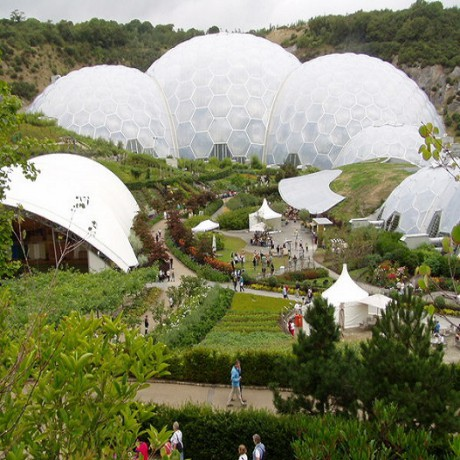 Newquay & Eden Project