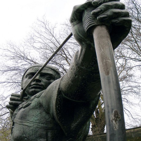 Nottingham: Robin Hood & Sherwood Forest