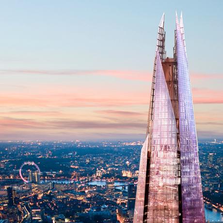 London City & Shard Tower
