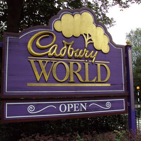 Cadbury World – Explore a Whole World of Chocholate