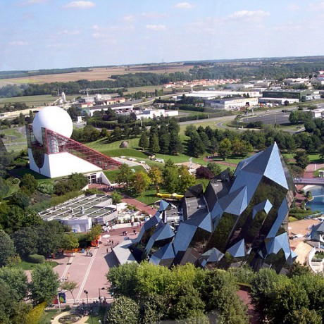 Parc du Futuroscope & Paris
