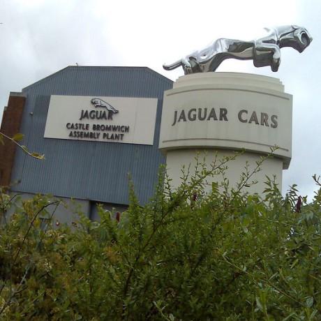 Jaguar Land Rover Factory Education Tour