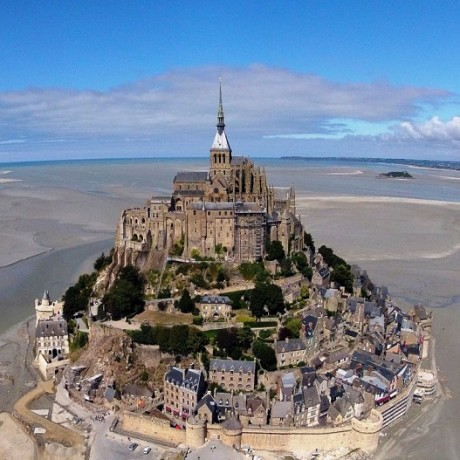 Mont St. Michel & Brittany
