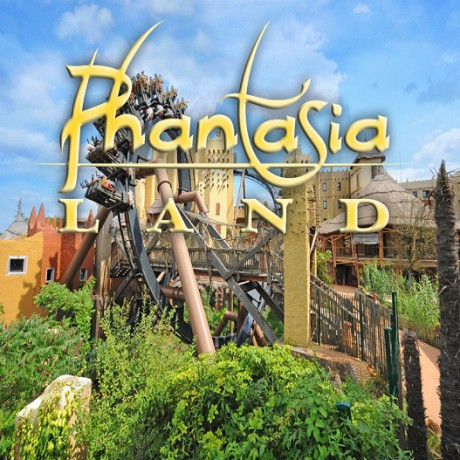 Phantasialand & Cologne