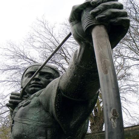 Nottingham: Robin Hood & Sherwood Forest
