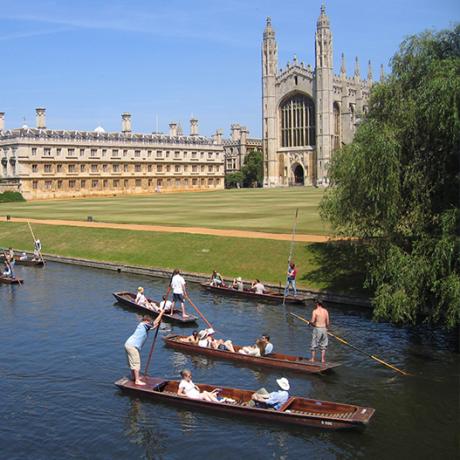 Cambridge & Greenwich