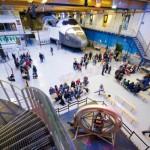 Euro Space Centre in Transinne, Belgium