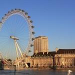 London & London Eye