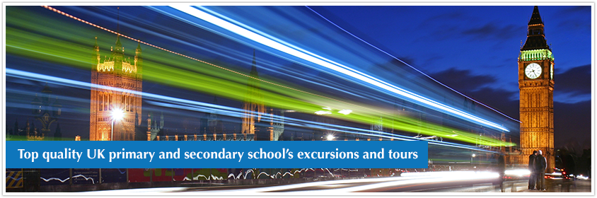 UK Primary & Secondary School Trips & Excursions