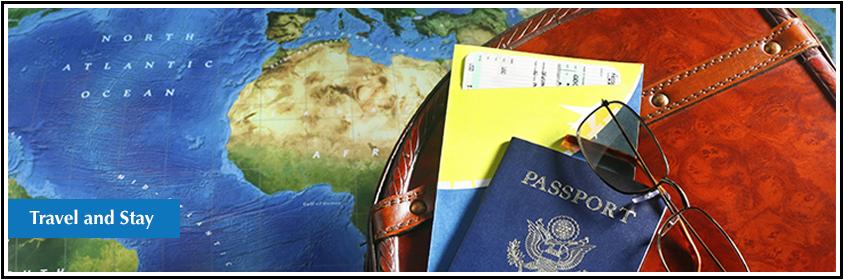 Travel & Stay Information